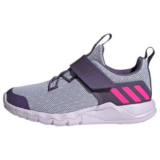 adidas RapidaFlex Schuh Laufschuhe Kinder Tech Purple / Shock Pink / Purple Tint