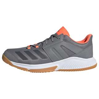 adidas Essence Schuh Sneaker Herren Grey Three / Grey Six / Signal Coral