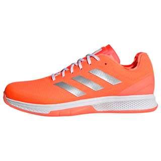 adidas Counterblast Bounce Schuh Sneaker Herren Signal Coral / Silver Metallic / Cloud White