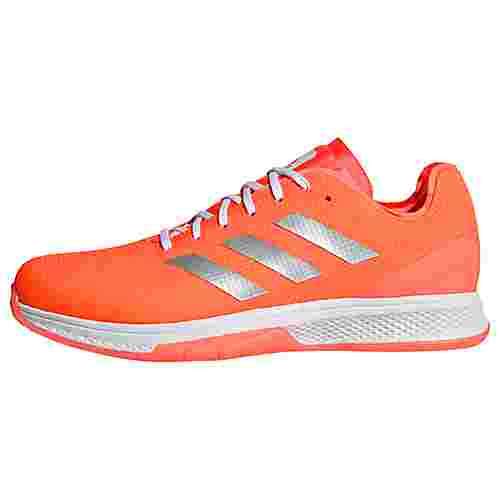 adidas Counterblast Bounce Schuh Sneaker Herren Signal Coral / Silver Metallic / Cloud White