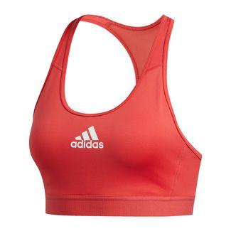 adidas Don't Rest Alphaskin Sport-BH Sport-BH Damen Rot