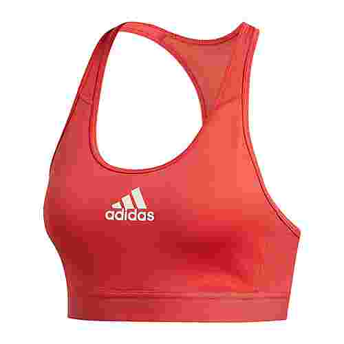 adidas Don't Rest Alphaskin Sport-BH BH Damen Rot
