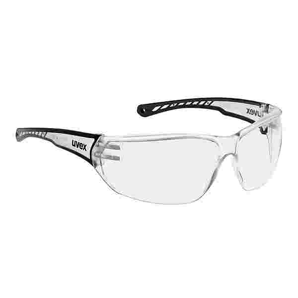 Uvex Sportstyle 204 Sportbrille clear-clear