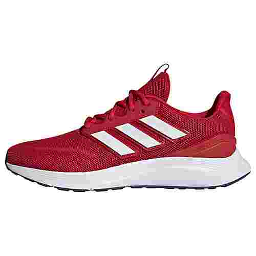 adidas Energyfalcon Schuh Laufschuhe Herren Scarlet / Cloud White / Tech Mineral