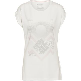 Mammut Mountain T-Shirt Damen bright white