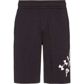 Under Armour Sportstyle Sweatshorts Herren black