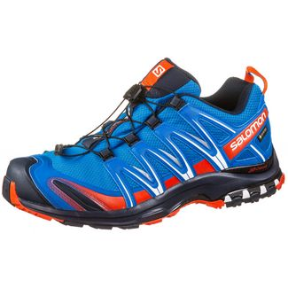 Salomon GTX® XA Pro 3D Multifunktionsschuhe Herren imperial blue-navy blazer-cherry to