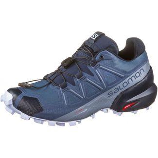 Salomon Speedcross 5 Trailrunning Schuhe Damen sargasso sea-navy blazer-heather