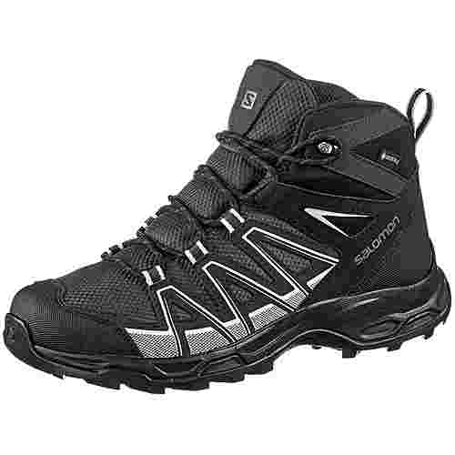 Salomon GTX® Robson Wanderschuhe Damen india ink phantom lcymorn
