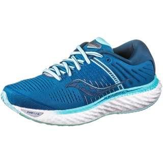 Saucony Triumph 17 Laufschuhe Damen blue-aqua