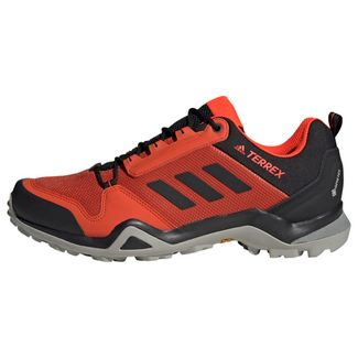 adidas Wanderschuhe Herren Glory Amber / Core Black / Solar Red