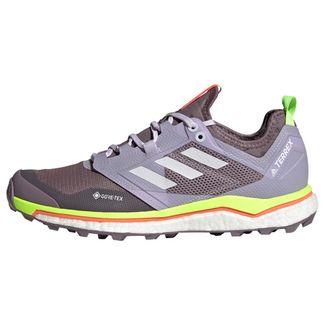 adidas Trailrunning Schuhe Damen Legacy Purple / Cloud White / Purple Tint