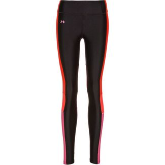 Under Armour HeatGear Tights Damen black