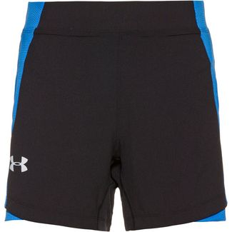 Under Armour Qualifier Speedpocket 5 Laufshorts Herren black-water reflective