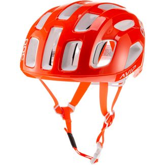 POC Ventral AIR SPIN Fahrradhelm zink orange avip