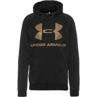 Under Armour Rival Hoodie Herren black