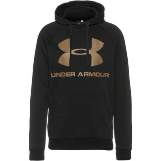 Under Armour Rival Hoodie Herren black