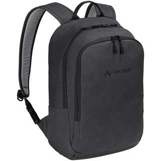 VAUDE Rucksack PETali waxed Daypack phantom black