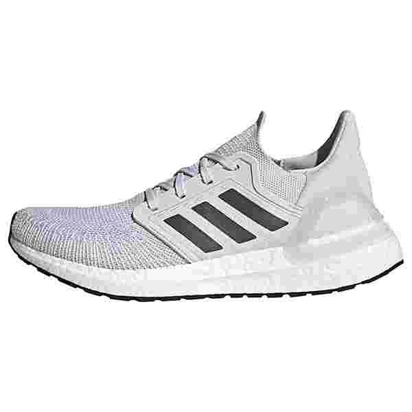 adidas Ultraboost 20 Schuh Laufschuhe Herren Dash Grey / Grey Five / Solar Red