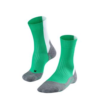 Falke TE2 Thread Tennissocken Herren grassgreen (7014)