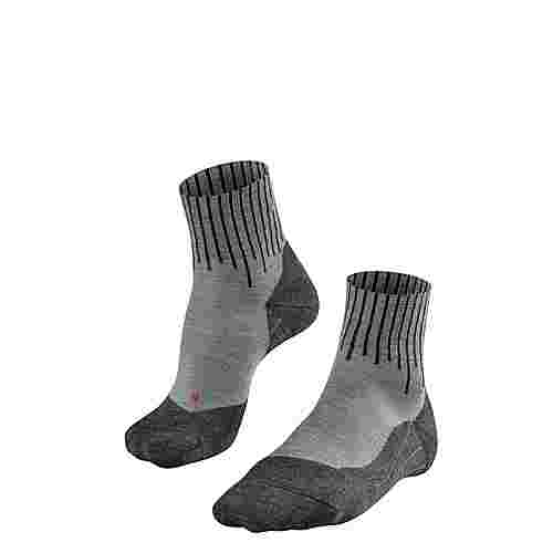 Falke TK5 Short Equalizer Wandersocken Herren light grey (3400)