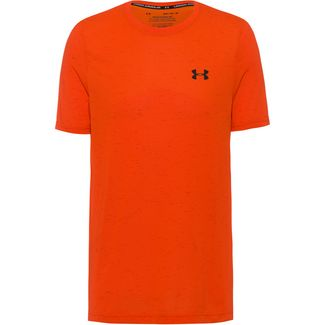 Under Armour Seamless Funktionsshirt Herren ultra orange
