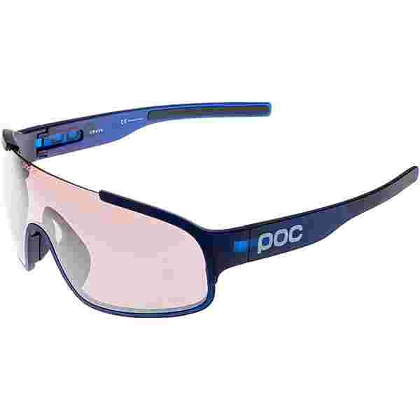 POC Crave Sportbrille lead blue
