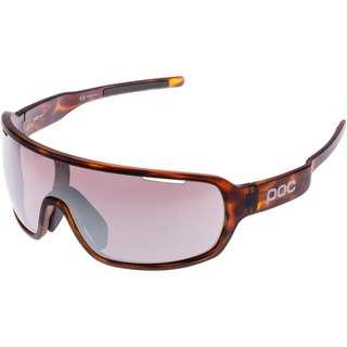 POC Do Blade Sportbrille tortoise brown