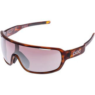 POC Do Blade Sportbrille tortoise brown