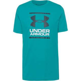 Under Armour Foundation T-Shirt Herren green