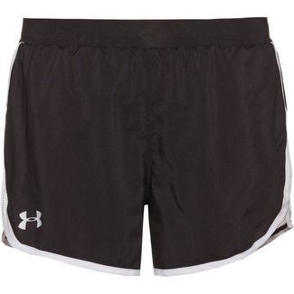Under Armour Fly By 2.0 Laufshorts Damen black