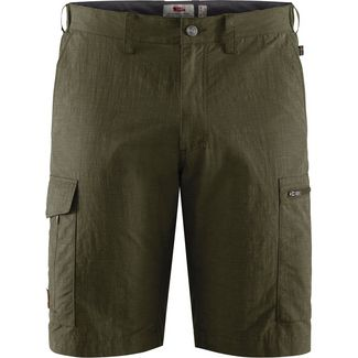 FJÄLLRÄVEN Travellers MT Funktionsshorts Herren laurel green