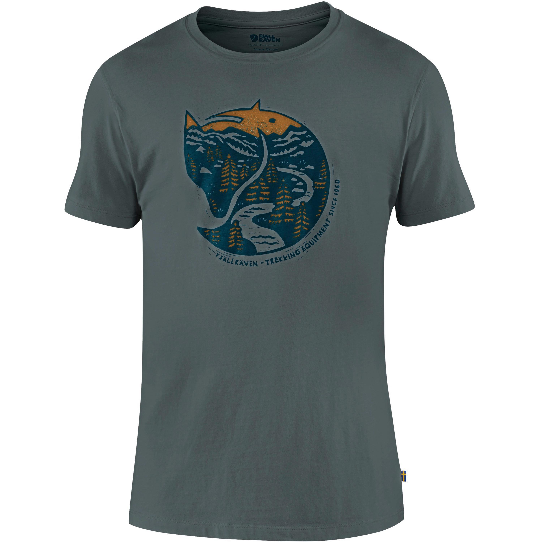 fjällräven -  Arctic Fox T-Shirt Herren