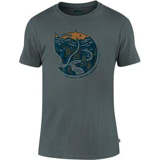 FJÄLLRÄVEN Arctic Fox T-Shirt Herren dusk