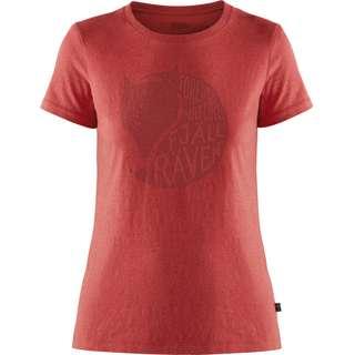 FJÄLLRÄVEN Forever Nature T-Shirt Damen red