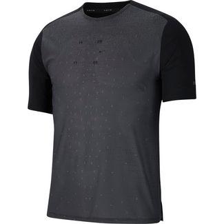 Nike Tech Pack Funktionsshirt Herren black-smoke grey-reflect black