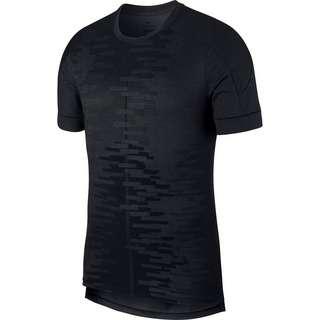 Nike Dry Funktionsshirt Herren iron grey-black-black
