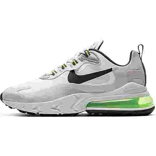 Nike Air Max 270 React Sneaker Herren summit white-electric green-vast grey