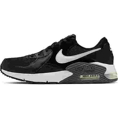 Nike Air Max Excee Sneaker Herren black-white-dark grey