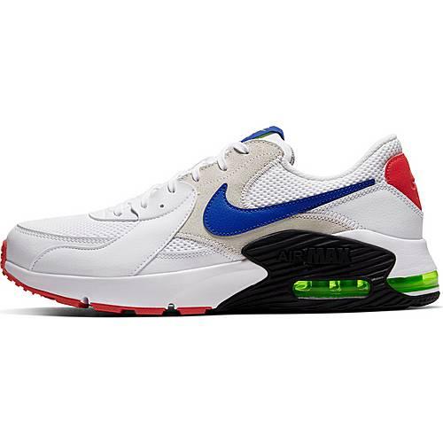 Nike Air Max Excee Sneaker Herren white hyper blue bright cactus track red im Online Shop von SportScheck kaufen