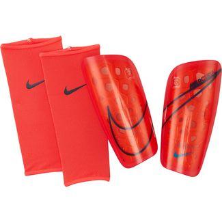 Nike Mercurial Lite Schienbeinschoner laser crimson-laser crimson-black