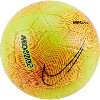 Nike M Series Fußball lemon venom-total orange-black
