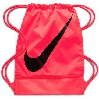 Nike Turnbeutel laser crimson-laser crimson-iridescent