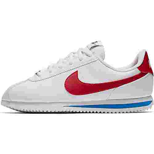 Nike CORTEZ BASIC SL Sneaker Kinder white-varsity red-varsity royal-black