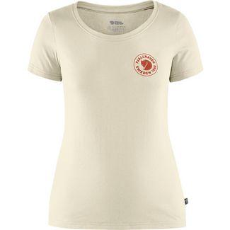 FJÄLLRÄVEN 1960 Logo T-Shirt Damen chalk white