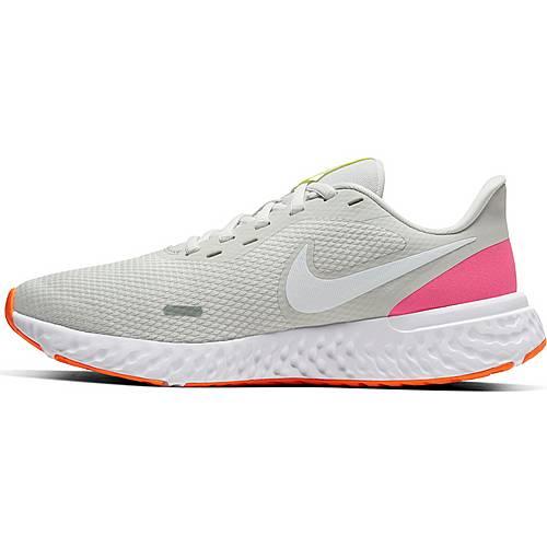 Nike Revolution 5 Laufschuhe Damen platinum tint white pink blast im Online Shop von SportScheck kaufen
