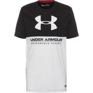 Under Armour Performance T-Shirt Herren black/white