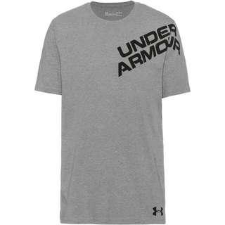 Under Armour Wordmark T-Shirt Herren grey