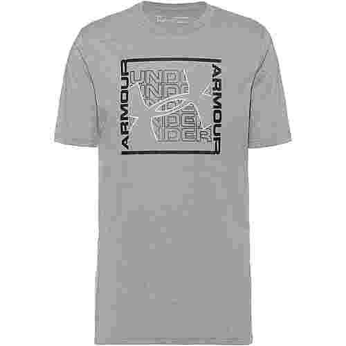 Under Armour Rhythm T-Shirt Herren grey