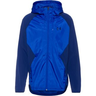 Under Armour Stretch Woven Trainingsjacke Herren american blue